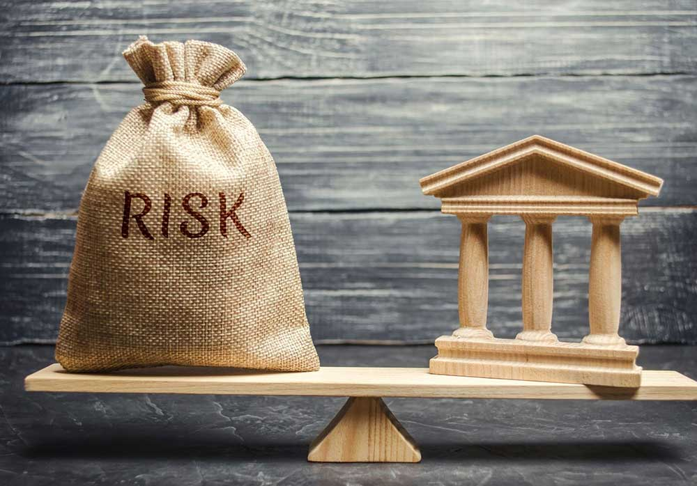 balancing income over risk