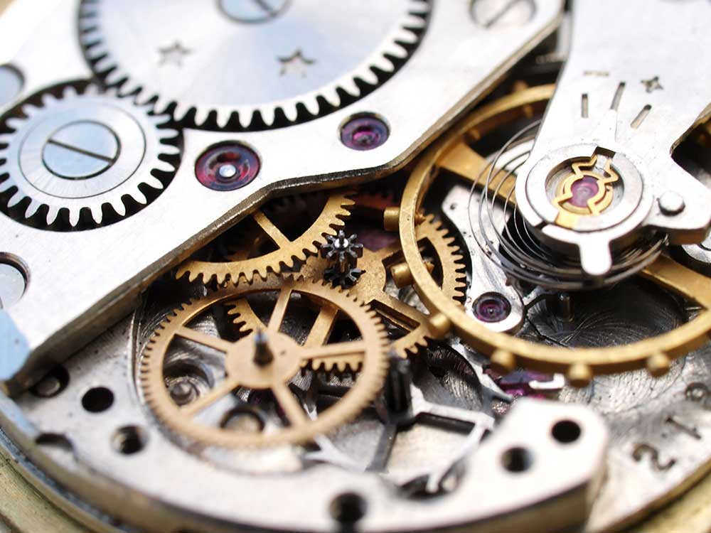 our reliability is like a swiss watch